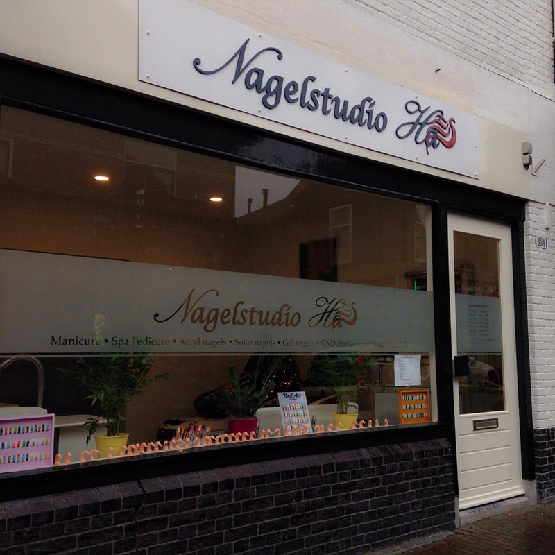 Nagelstudio Ha in Baarn
