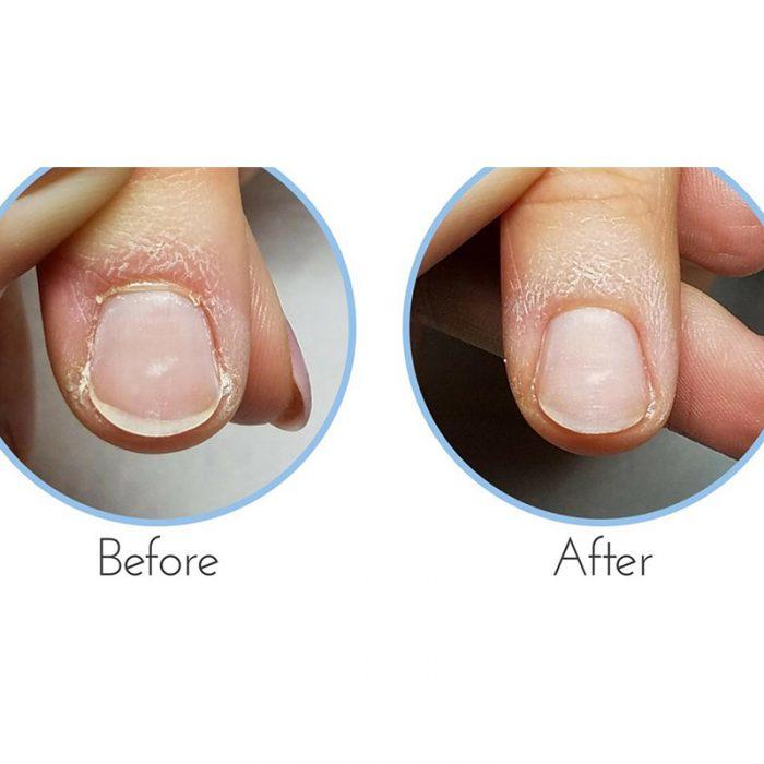 Manicure behandeling bij Nagelstudio Ha in Baarn